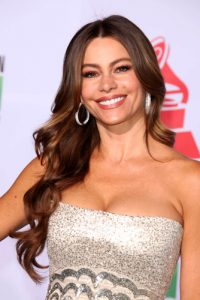 sofia vergara celebrity smile