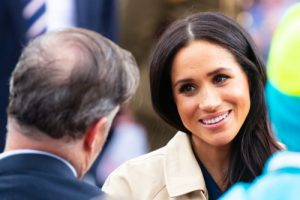 Meghan Markle smile makeover NYC perfect smile