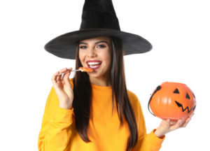 halloween candy smile makeover new york city cosmetic dentist wei