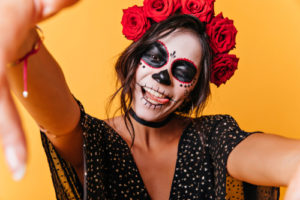 halloween makeup smile makeover new york city cosmetic dentist